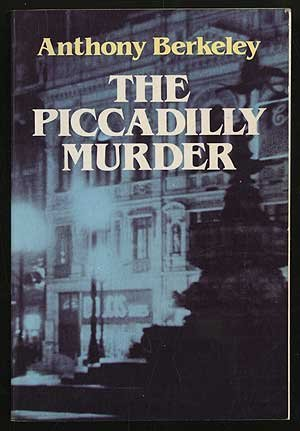 9780486245188: The Piccadilly Murder