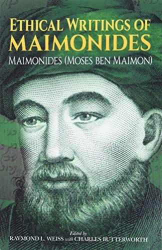 9780486245225: Ethical Writings of Maimonides
