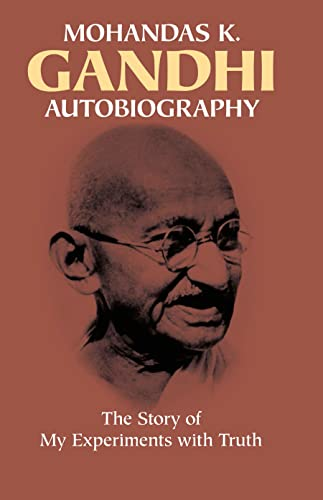 9780486245935: Mohandas K. Gandhi, Autobiography: The Story of My Experiments with Truth