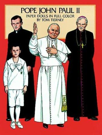 9780486246482: Pope John Paul II Paper Dolls in Full Color