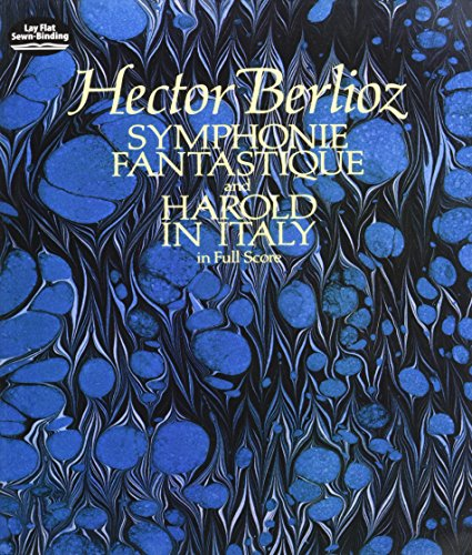 9780486246574: Symphonie Fantastique and Harold in Italy in Full Score (Dover Music Scores)