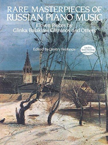Rare Masterpieces of Russian Piano Music: Eleven