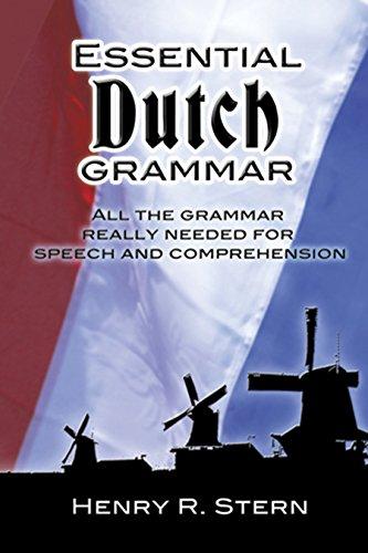 9780486246758: Essential Dutch Grammar