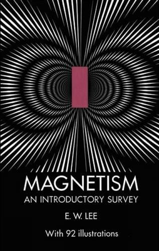 9780486246895: Magnetism: An Introductory Survey