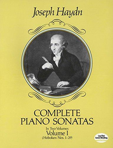 9780486247267: Complete Piano Sonatas, Vol. 1: Hoboken Nos. 1-29