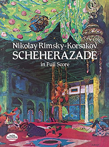 9780486247342: Scheherazade (Dover Music Scores)
