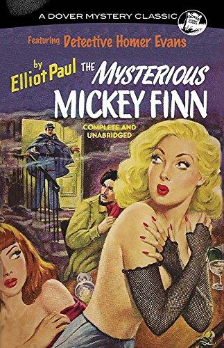 9780486247519: The Mysterious Mickey Finn (Dover Mystery Classics)