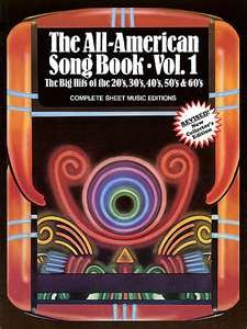 9780486247649: All-American Song Book Vol. 2