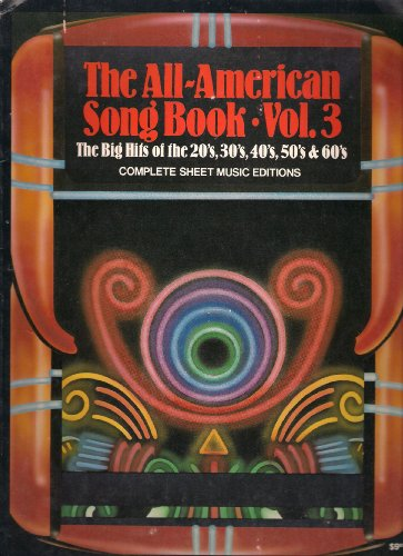 9780486247656: The All-American Song Book