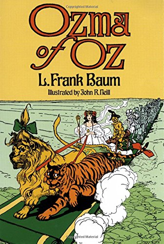 9780486247793: Ozma of Oz (Dover Children's Classics)