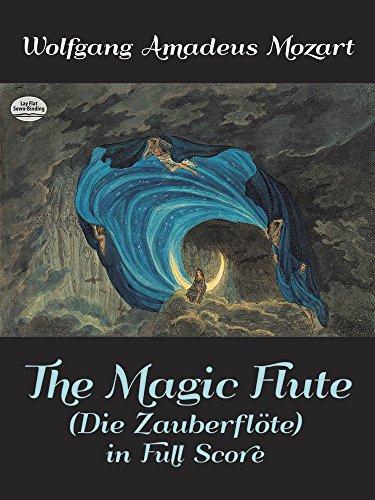 9780486247830: The Magic Flute (Die Zauberflote) in Full Score (Dover Music Scores)