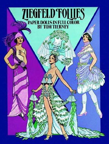9780486248110: Ziegfeld Follies Paper Dolls (Dover Paper Dolls)