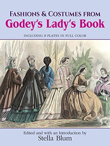 9780486248417: Fashions and Costumes from Godey's Lady's Book