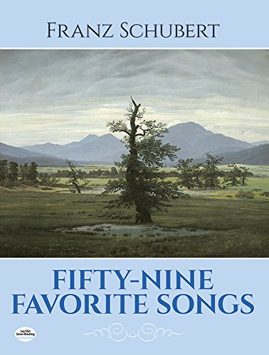 9780486248493: Fifty-Nine Favorite Songs (Dover Song Collections)