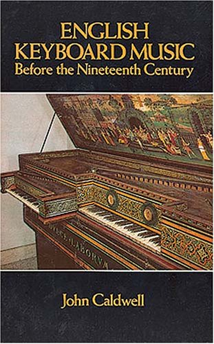 9780486248516: English Keyboard Music Before the Nineteenth Century