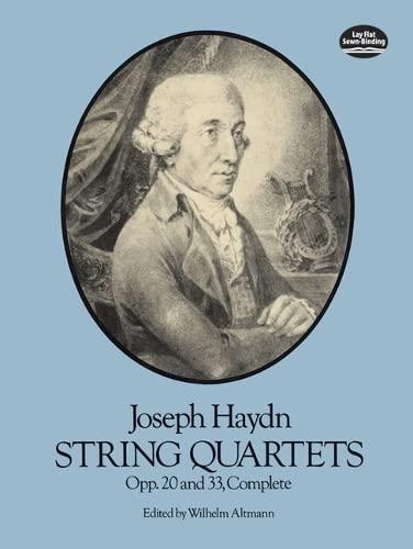 Joseph Haydn: String Quartets Opp. 20 And: Joseph Haydn