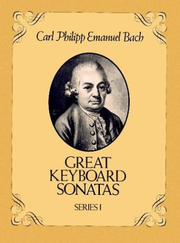 9780486248530: Great Keyboard Sonatas, Series I
