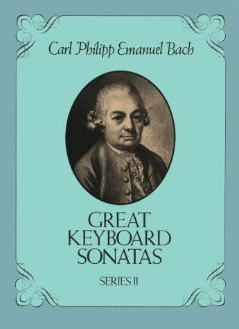 9780486248547: Great Keyboard Sonatas Series II