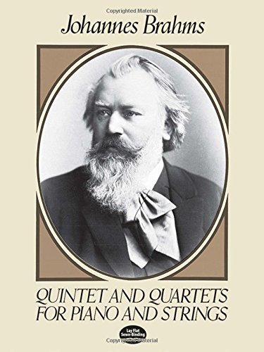 Quintet and Quartets for Piano and Strings. From the Breitkopf & Härtel Complete Works Edition. E...
