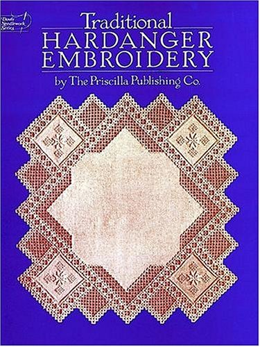 9780486249063: Traditional Hardanger Embroidery (Dover Needlework)