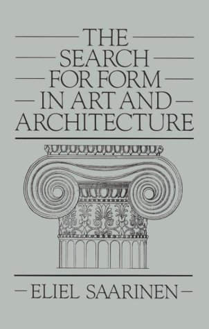 9780486249070: The Search for Form in Art and Architecture