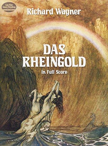9780486249254: Das Rheingold in Full Score