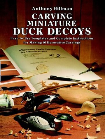 9780486249360: Carving Miniature Duck Decoys