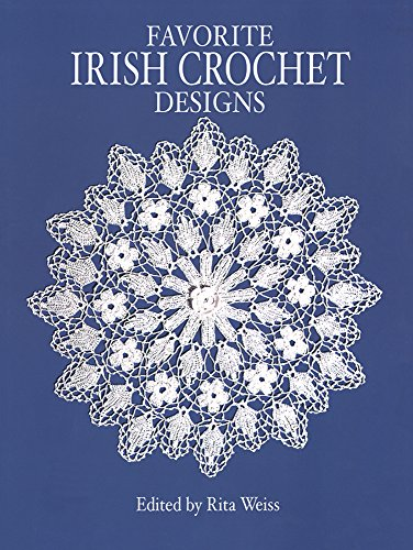9780486249629: Favorite Irish Crochet Designs (Dover Knitting, Crochet, Tatting, Lace)