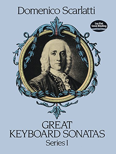 9780486249964: Great Keyboard Sonatas, Series I (Dover Music for Piano)
