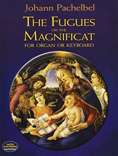 9780486250373: The Fugues on the Magnificat for Organ or Keyboard (Dover Music for Piano)
