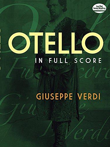 9780486250403: Otello in Full Score (Dover Vocal Scores)