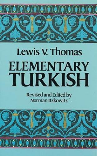 9780486250649: Elementary Turkish (Dover Language Guides)
