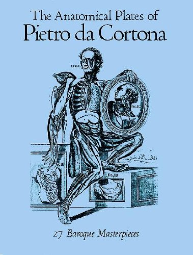 9780486250816: The Anatomical Plates of Pietro Da Cortona: 27 Baroque Masterpieces