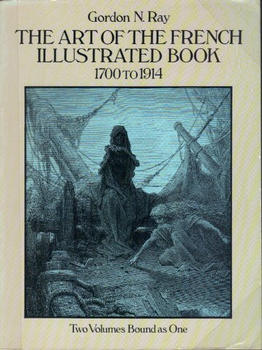 9780486250861: The Art of the French Illustrated Book, 1700-1914/Two Volumes Bound As One