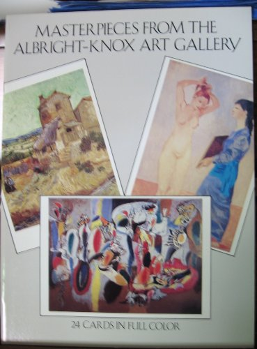 9780486250878: Masterpieces from the Albright-Knox Art Gallery: 24 Ready-to-Mail Postcards in Full Color (Card Books)