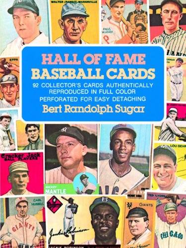 9780486251493: 190 Great Old-Time Baseball Cards