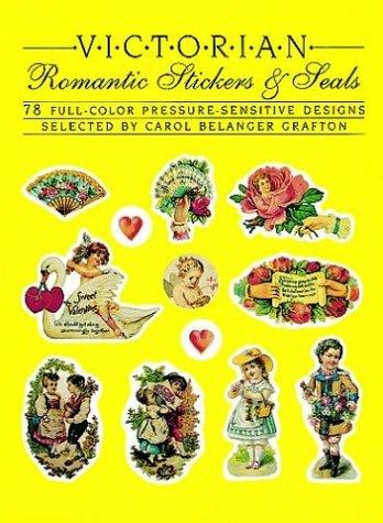 9780486251530: Victorian Romantic Stickers and Seals: 78 Full-Color Pressure-Sensitive Designs