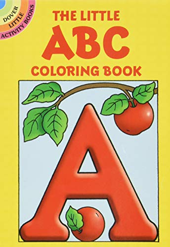 9780486251561: The Little ABC Coloring Book: Dover Little Activity Books