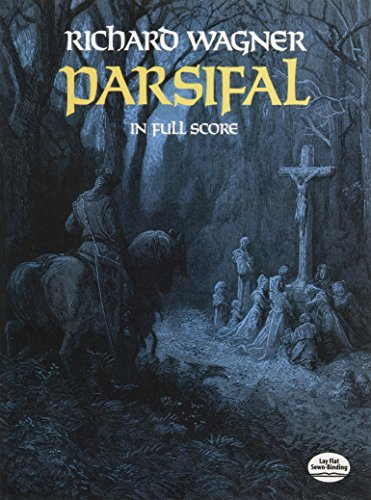 9780486251752: Parsifal in Full Score (Dover Music Scores)