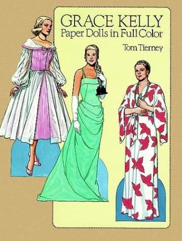 9780486251806: Grace Kelly Paper Dolls