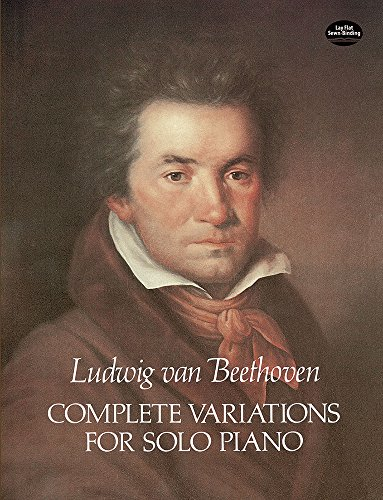 9780486251882: Complete Variations for Solo Piano (Dover Music for Piano)