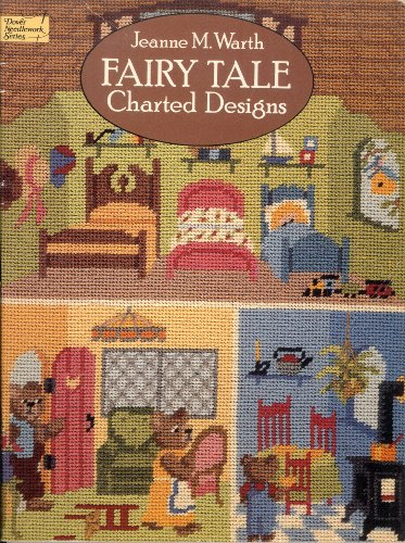 9780486251950: Fairy Tale Charted Designs (Dover needlework series)