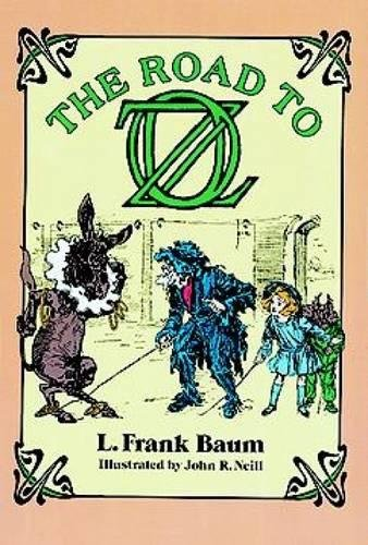 9780486252087: The Road to Oz (Dover Children's Classics)