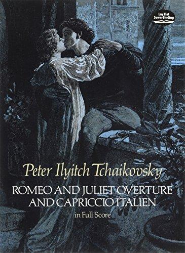9780486252179: Romeo and Juliet Overture and Capriccio Italien in Full Score (Dover Music Scores)
