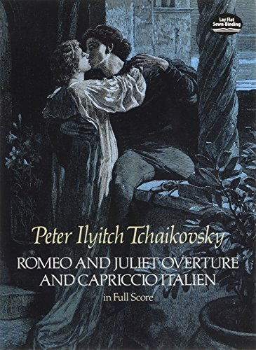9780486252179: Romeo and Juliet Overture and Capriccio Italien in Full Score (Dover Music Scores)