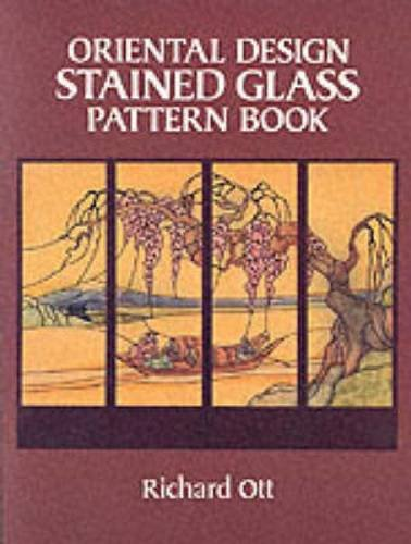 9780486252292: Oriental Design Stained Glass Pattern Book (Dover Craft Books) (Dover Stained Glass Instruction)