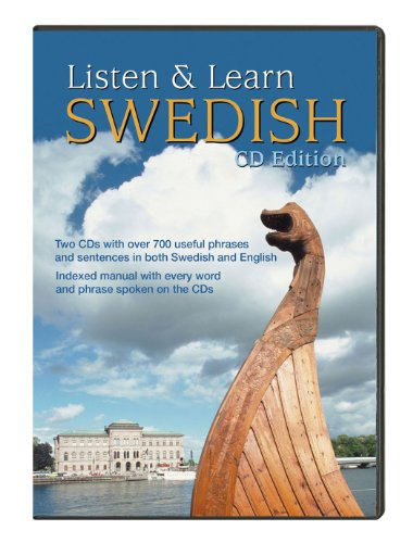9780486252834: Listen & Learn Swedish (Manual Only) (Listen and Learn Series)
