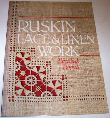 9780486252919: Ruskin Lace and Linen Work