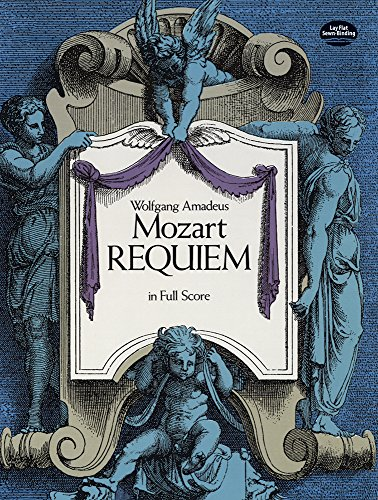 9780486253114: Requiem in Full Score (Latin Edition)