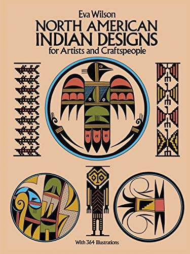 9780486253411: North American Indian Designs for Artists and Craftspeople (Dover Pictorial Archive)